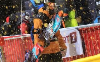 Nejlepším českým riderem Snowboardfestu se stal Kříž