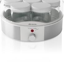 Jogurtovač Ariete vám připraví skvělý jogurt rychle a levně