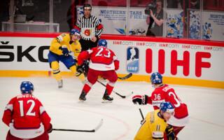 Podpořte naše hokejisty a fanděte společně s celebritami i celou zemí