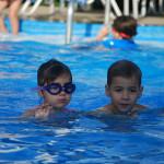 Letní ochlazení vodou