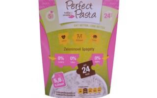 Dietní potravinou 21. století jsou těstoviny Perfect Pasta