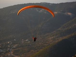 Extrémní sporty aneb pohled na svět z oblak