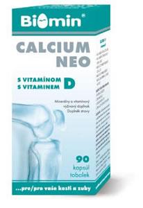 Calcium pro silnější kosti