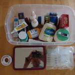 Domácí lékárnička – co by v ní nemělo chybět? – 1. část
