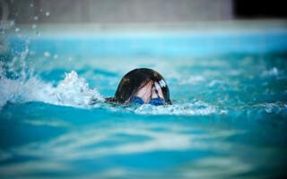 Plavání je zdravé