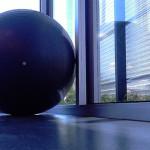 15 cviků na velkém míči – 2. díl