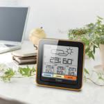 Pořiďte si meteostanici, která vás informuje nejen o počasí, ale i o tvorbě plísní u vás doma!