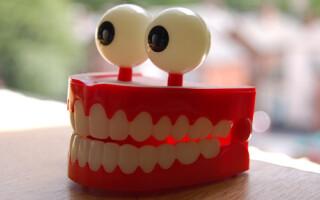 Nebojte se usmát anebo Jak se starat o chrup