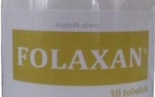 Folaxan – účinná pomoc při léčbě rakoviny