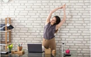 Jak si udržet dobré zdraví i při sedavé práci? Sportujte už cestou do kanceláře