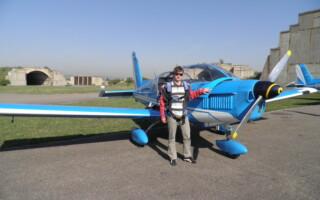 Sportovním pilotem letounů se můžete stát i vy. Stačí si vybrat vhodnou skupinu