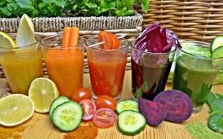 Jarní detoxikace