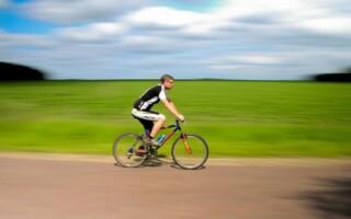 Jaký dopad má jízda na kole na lidské tělo?