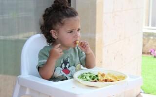 Krůta – první maso pro dítě